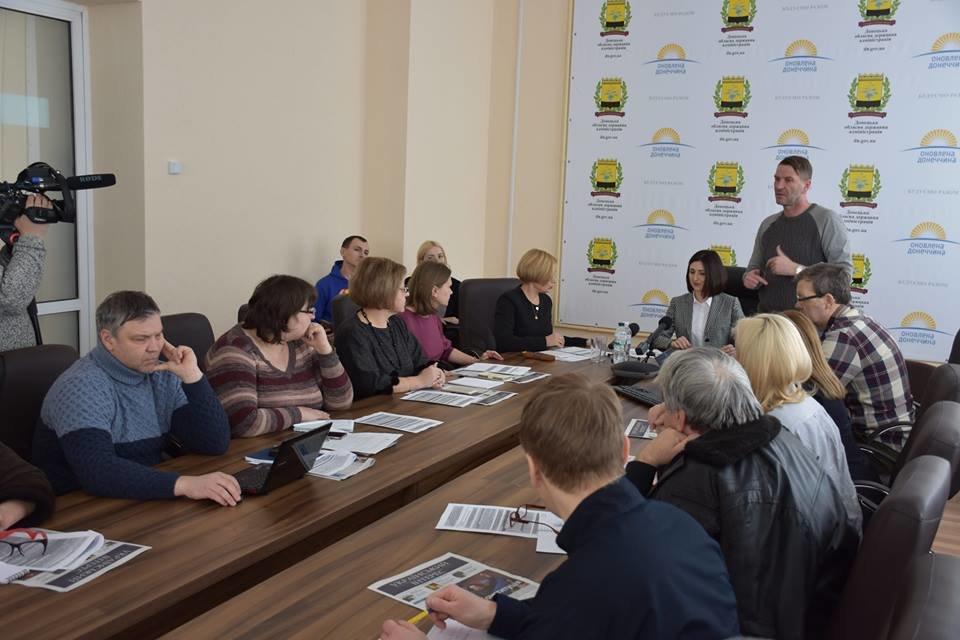 В Краматорске журналистов и госслужащих учили противостоять российской информационной агрессии, фото-3