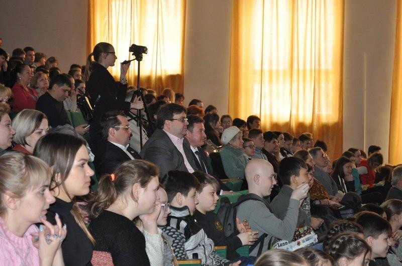Для краматорчан выступил народный хор Черниговской филармонии, фото-2