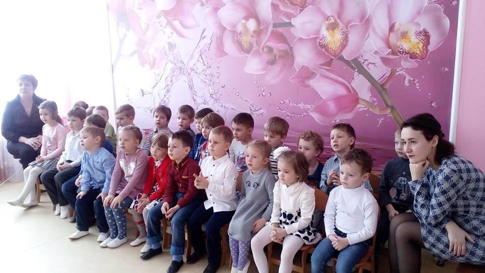 Спасатели Краматорска провели урок безопасности для дошкольников, фото-1