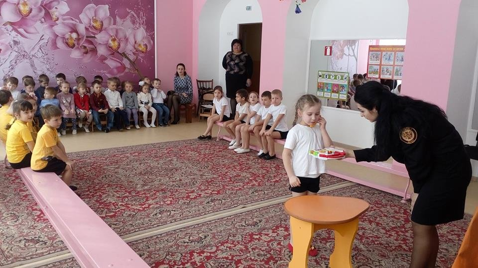 Спасатели Краматорска провели урок безопасности для дошкольников, фото-2