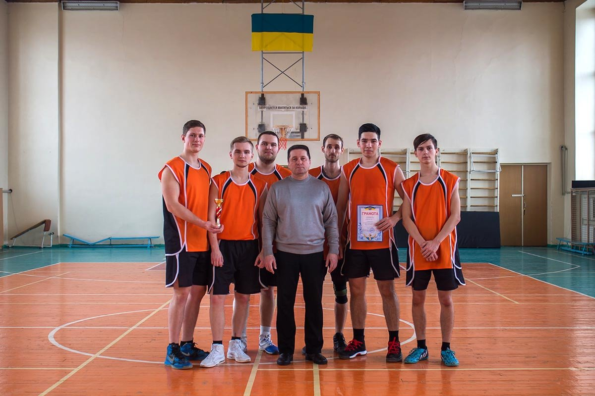 Команда ДГМА получила «бронзу» в областных соревнованиях по баскетболу, фото-1
