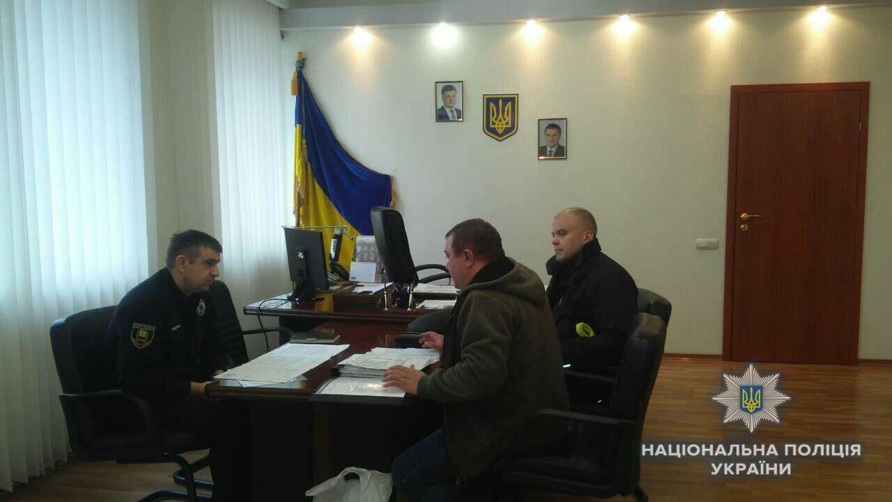 Начальник Краматорской полиции Василий Поштак провел личный прием граждан, фото-2