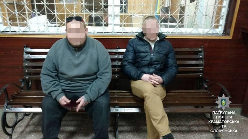 В Краматорске у мужчины украли телефон и деньги, фото-1