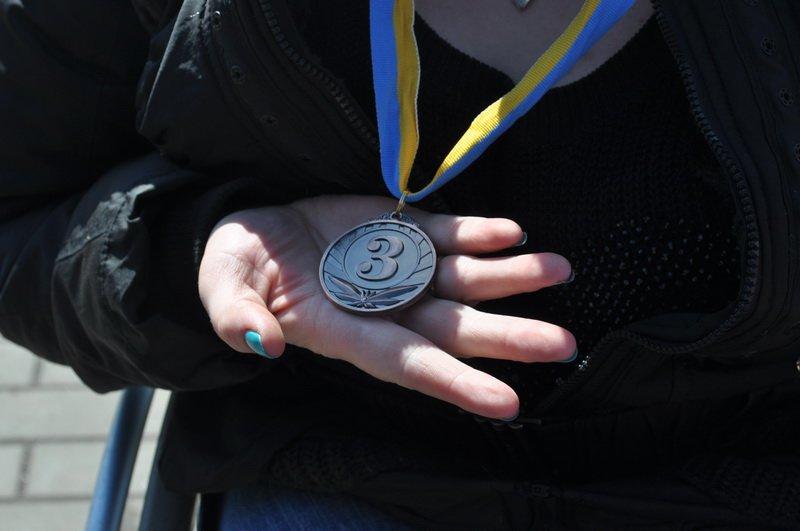 Краматорск встретил призера чемпионата Украины по пауэрлифтингу, фото-1