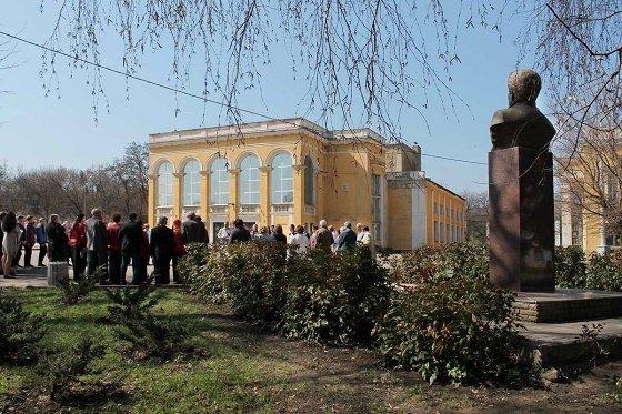 В Краматорске почтили память Леонида Быкова, фото-1