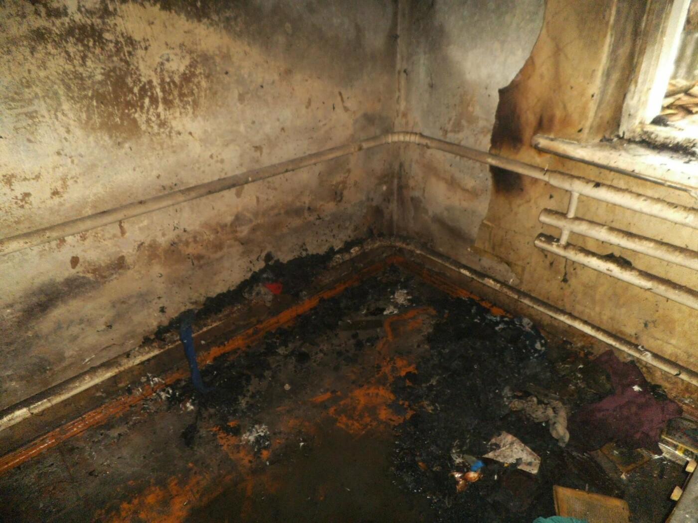 Во время пожара в Краматорске погибла пожилая женщина (ОБНОВЛЕНО), фото-1