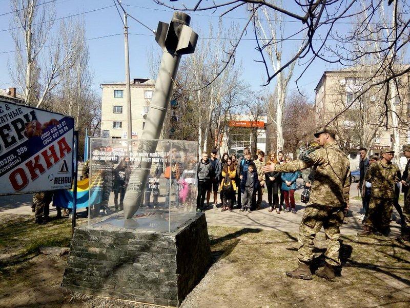В Краматорске встретили агитпоезд «Труханівська Січ», фото-2