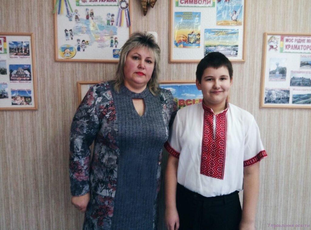 Школьники Краматорска заняли призовые места в международном литературном конкурсе, фото-1