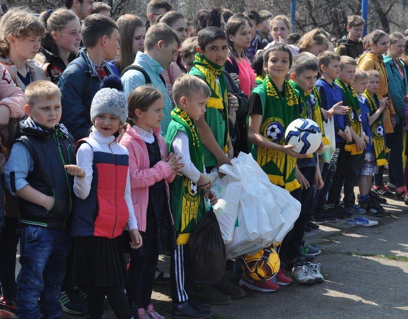 Шабельковка получила новое футбольное поле, фото-2