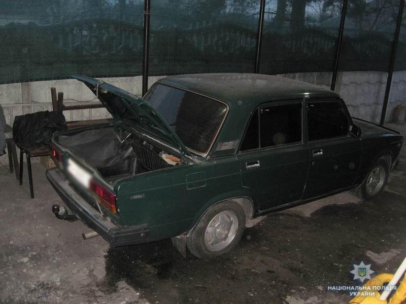 В Краматорске во дворе дома разорвалась граната, фото-1