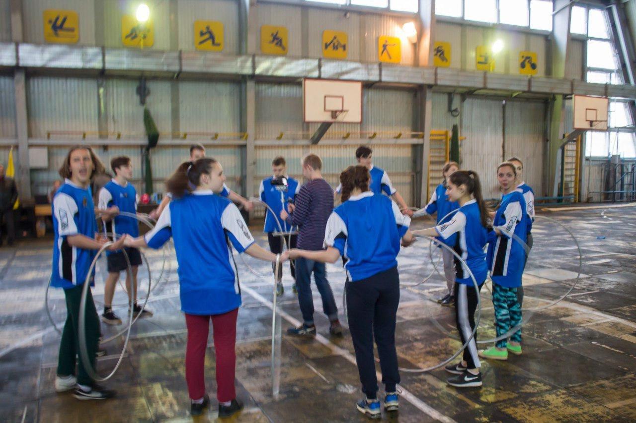 «Вперед, общаги!»: в Краматорске прошли студенческие соревнования, фото-2
