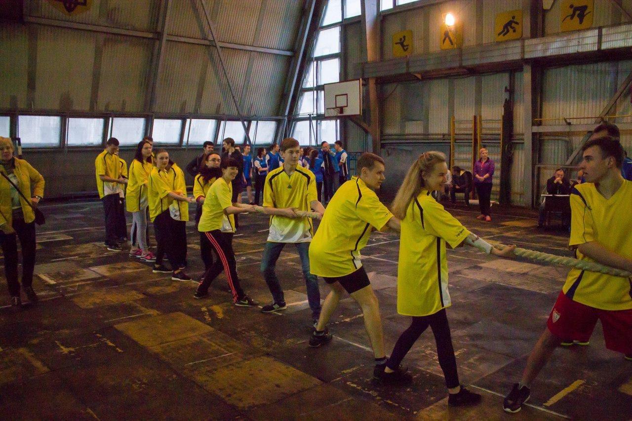 «Вперед, общаги!»: в Краматорске прошли студенческие соревнования, фото-1