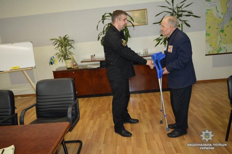 Начальник Краматорського відділу поліції провів особистий прийом громадян, фото-2