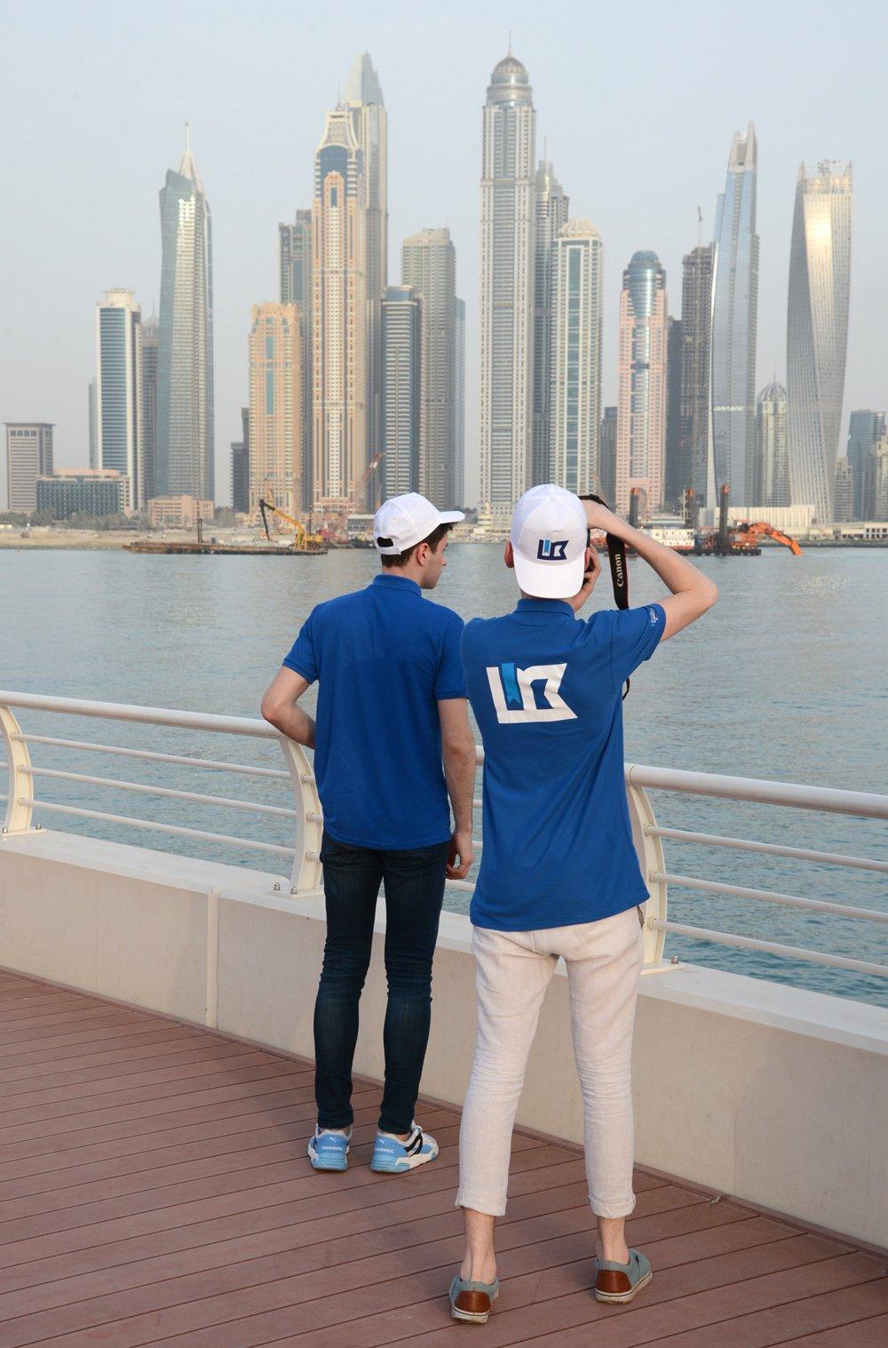 Борис Колесников показал студентам-архитекторам из Краматорска Дубай, фото-4