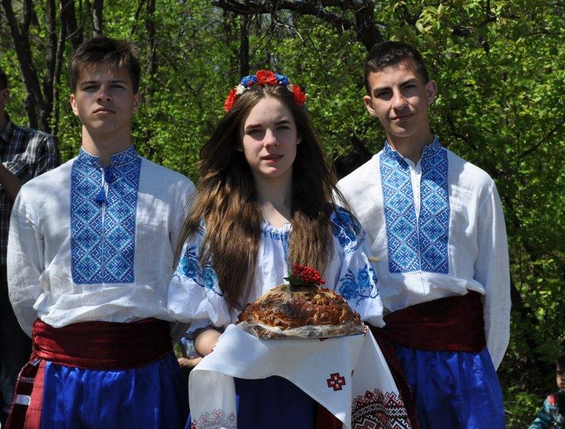 Краматорских школьников объединила патриотическая «Джура», фото-1