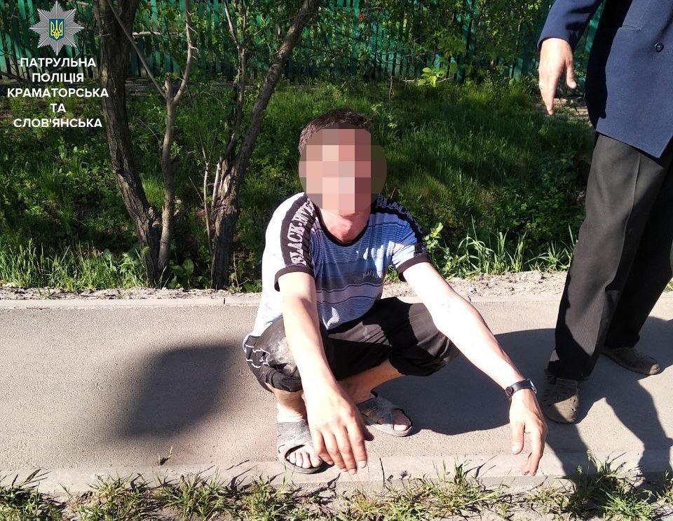 Нетрезвый водитель совершил ДТП в Краматорске, фото-3