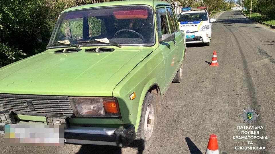 Нетрезвый водитель совершил ДТП в Краматорске, фото-2