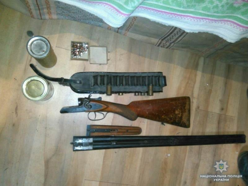 В Краматорске полиция «разоружила» 55-летнего местного жителя, фото-1
