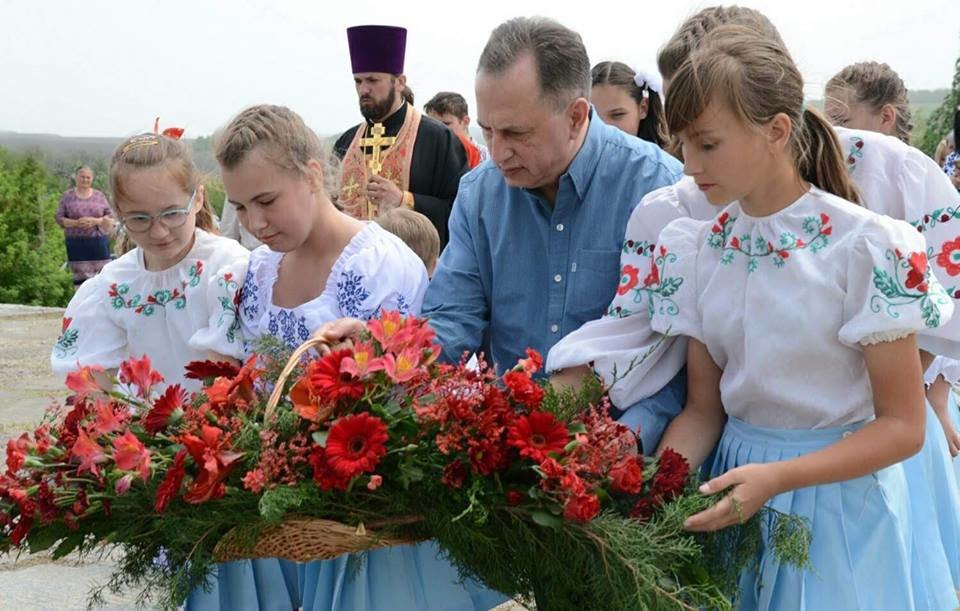 В рамках программы «Твоим освободителям, Донбасс!» будут отреставрированы памятники Донецкой области, фото-1