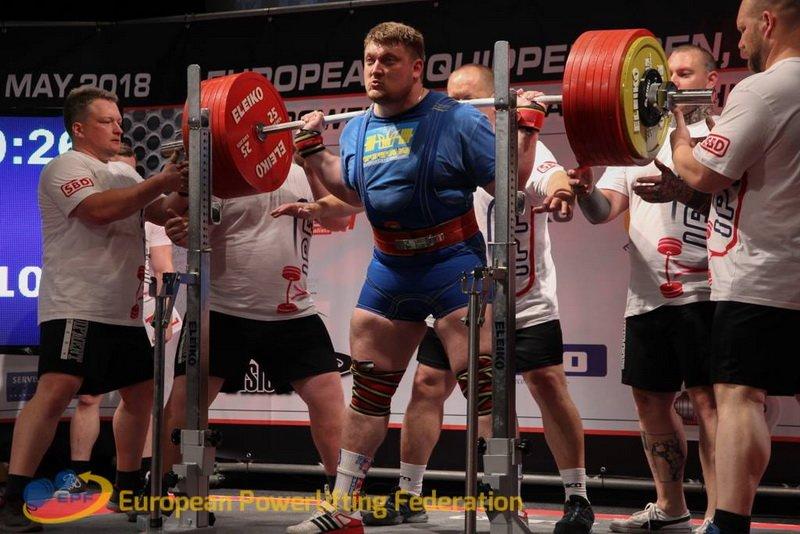 В Краматорске встретили победителей чемпионата Европы по пауэрлифтингу среди юниоров, фото-2