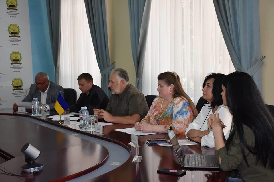 Военнослужащие США поддержали инициативу создания в Краматорске военного лицея, фото-1