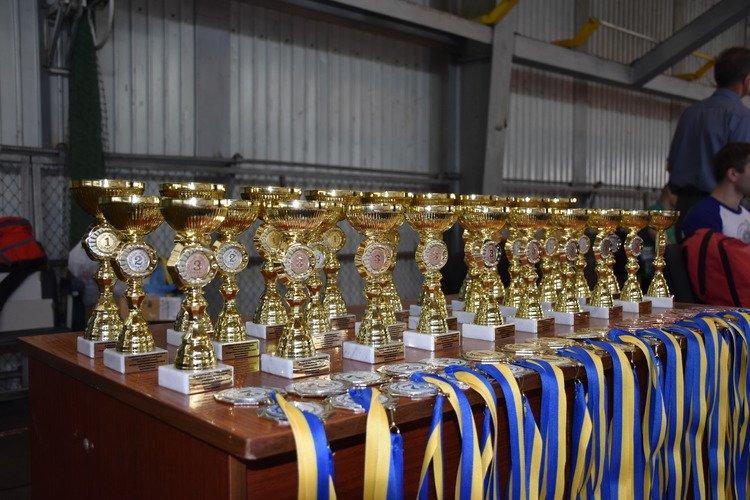 Всеукраинский юношеский турнир по греко-римской борьбе прошел в Краматорске, фото-1