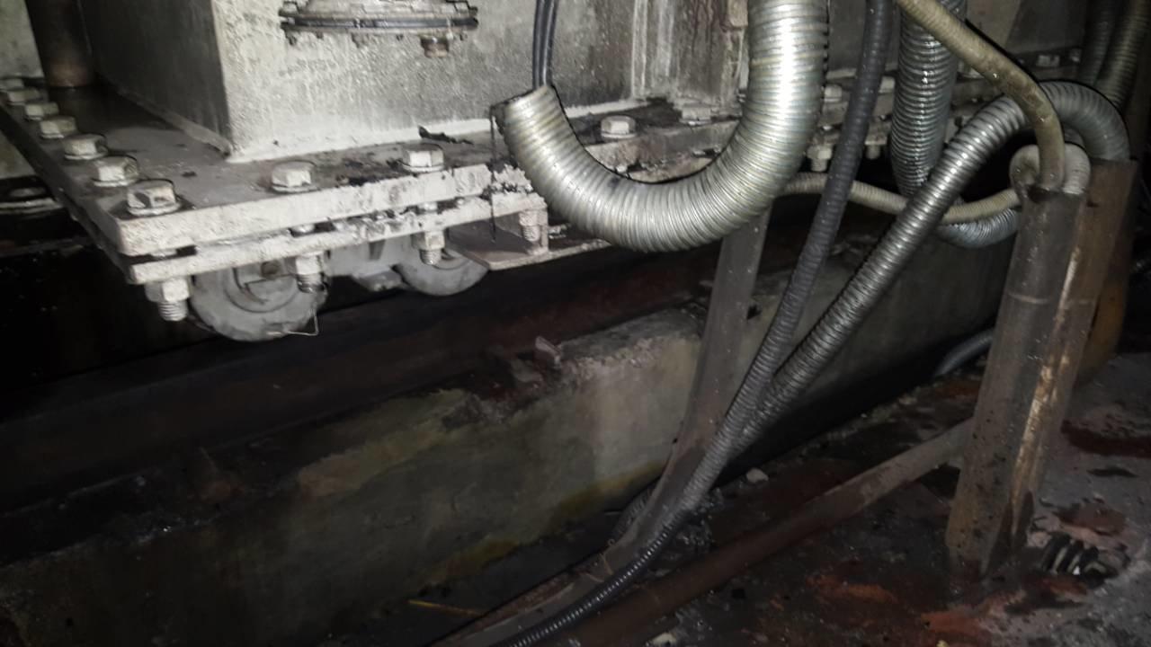 В сталеплавильном цехе НКМЗ произошел пожар, фото-3
