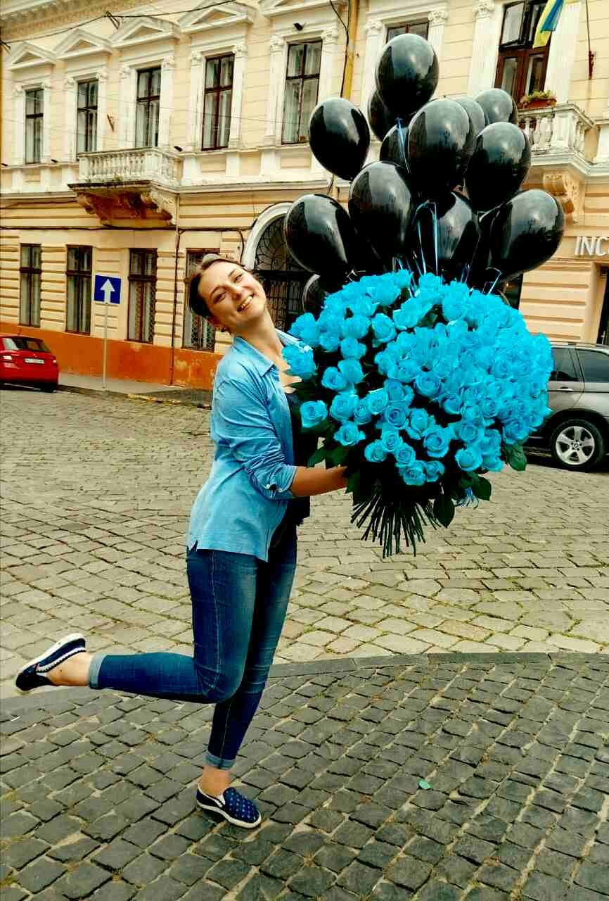 Доставка цветов Краматорск, фото-1