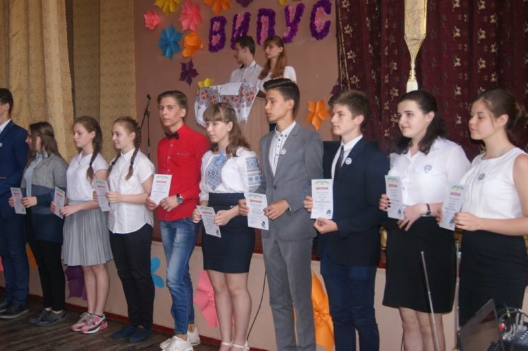 В День гимназии в Краматорске наградили лучших учащихся, фото-2