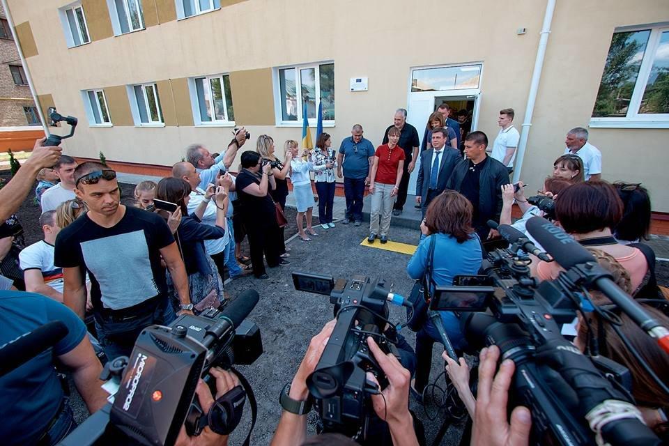 Президент Эстонии посетила Краматорск, фото-1