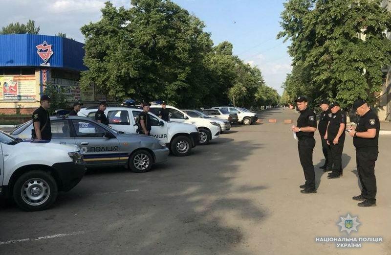 В Краматорской оперативной зоне стартовала спецоперация по безопасности дорожного движения, фото-1