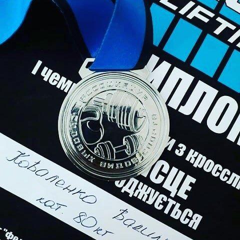 Студент ДГМА стал серебряным призером Всеукраинского чемпионата по кросслифтингу, фото-2