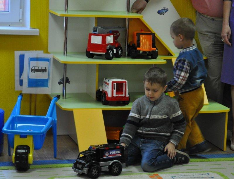 В Краматорске в детском саду открылась первая инклюзивная группа, фото-2
