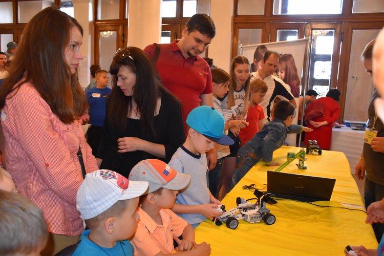 В Краматорске прошел второй фестиваль робототехники, фото-2