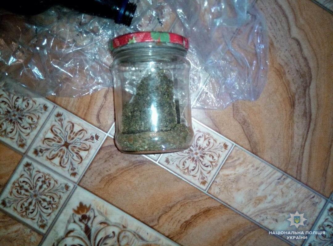 Полиция нашла в квартире краматорчанина наркотики, фото-1