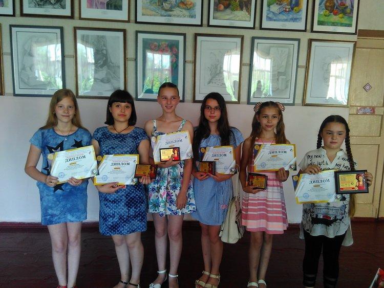 Учащиеся Краматорской художественной школы стали лауреатами на международном фестивале-конкурсе, фото-1