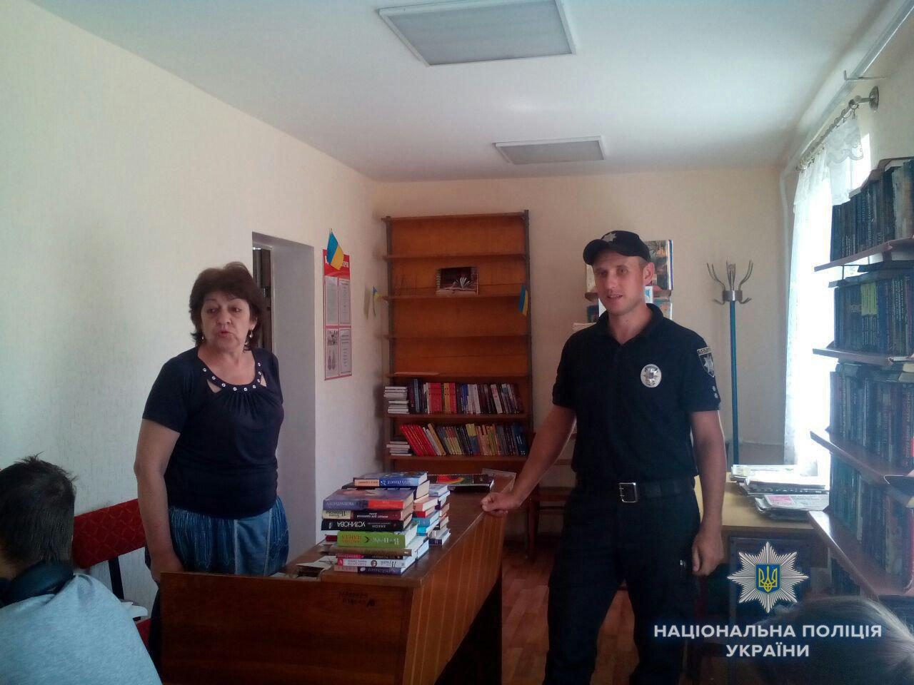 Участковый офицер полиции Краматорска рассказал жителям района о проделанной работе, фото-1