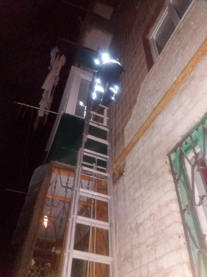 За сутки краматорские спасатели дважды оказывали помощь населению, фото-2