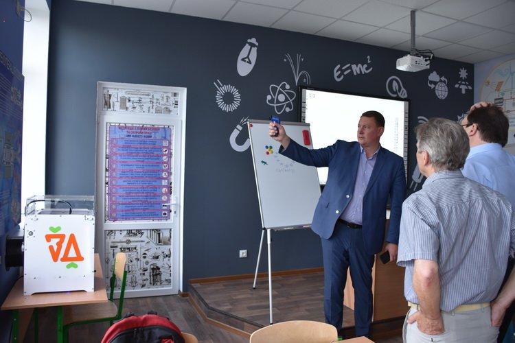Краматорские школьники будут наглядно изучать меры по энергоэффективности, фото-1