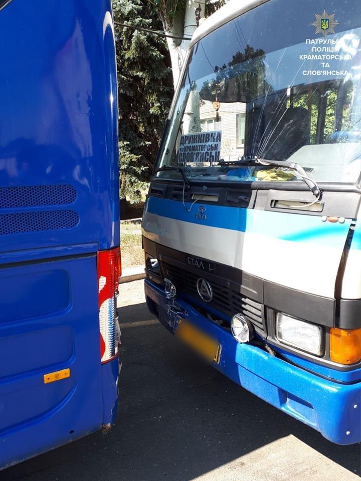 В Краматорске из-за невнимательности водителя произошло ДТП, фото-2