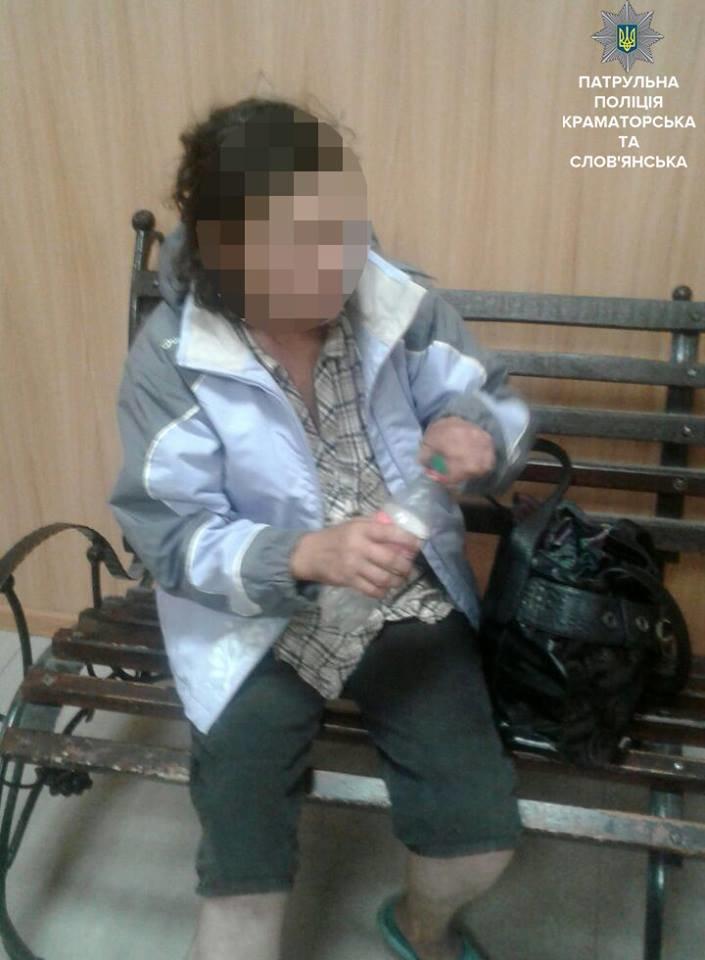 В Краматорске задержали женщину, которую разыскивали за кражу, фото-1