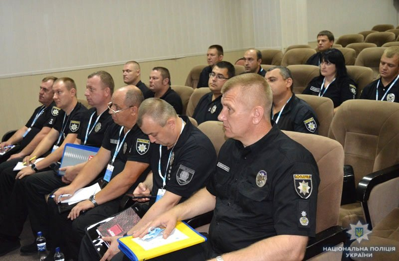 В Краматорске стартовал тренинг по эффективной деятельности полиции на деоккупированных территориях, фото-2