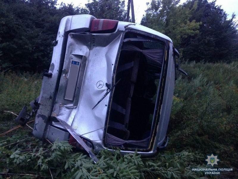 Под Славянском в ДТП пострадали 6 человек, фото-1