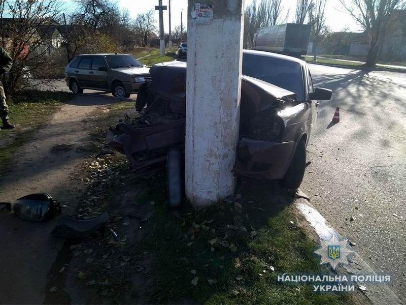 В Краматорске в двух ДТП пострадали люди, фото-1