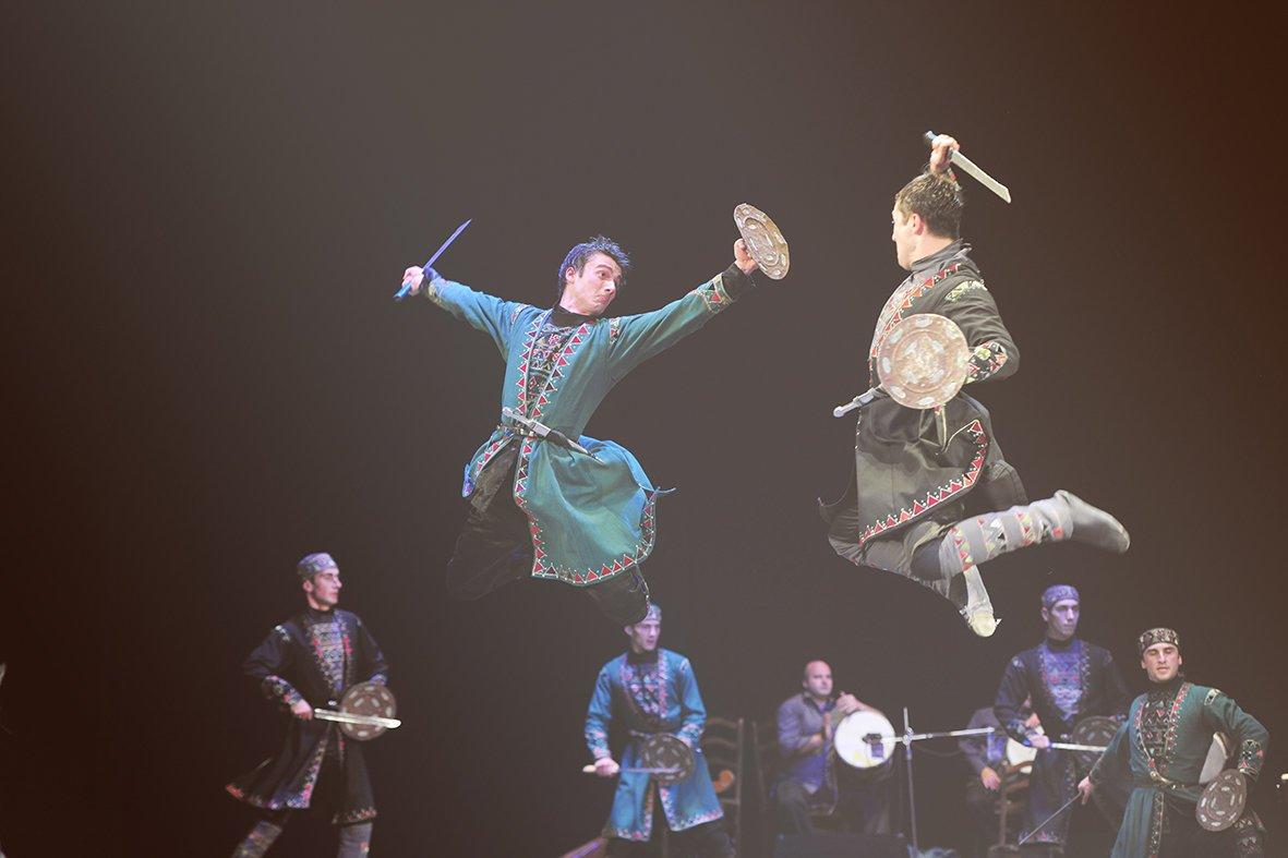 Грузинский ансамбль «Кутаиси» в Краматорске: гостей выступления ждет не только феерия танца, но и головокружительные скидки, фото-2