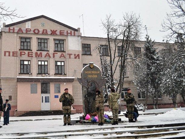 Народжені перемагати! Краматорск, как и вся Украина, празднует День Десантно-штурмовых войск, фото-1