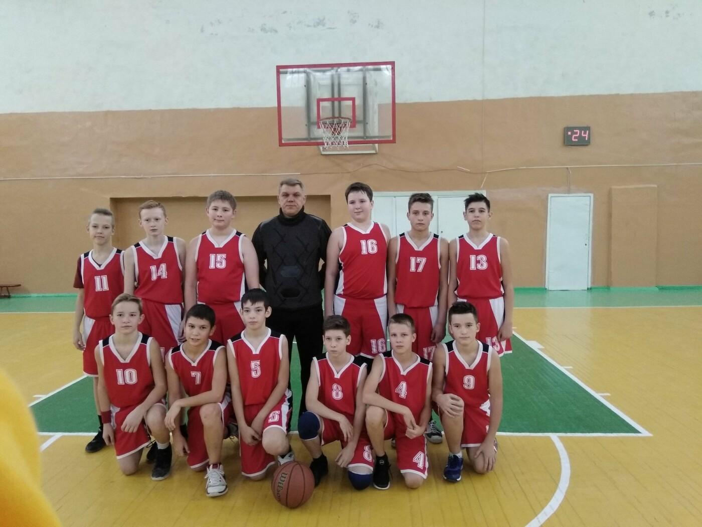 Баскетболисты Краматорска достойно показали себя на соревнованиях, фото-2