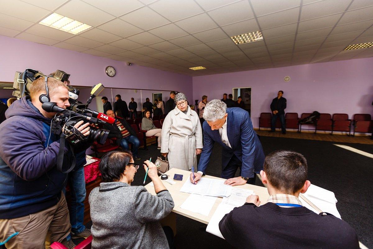 Юрий Бойко: Я проголосовал за мир и лучшее будущее для Украины, фото-3