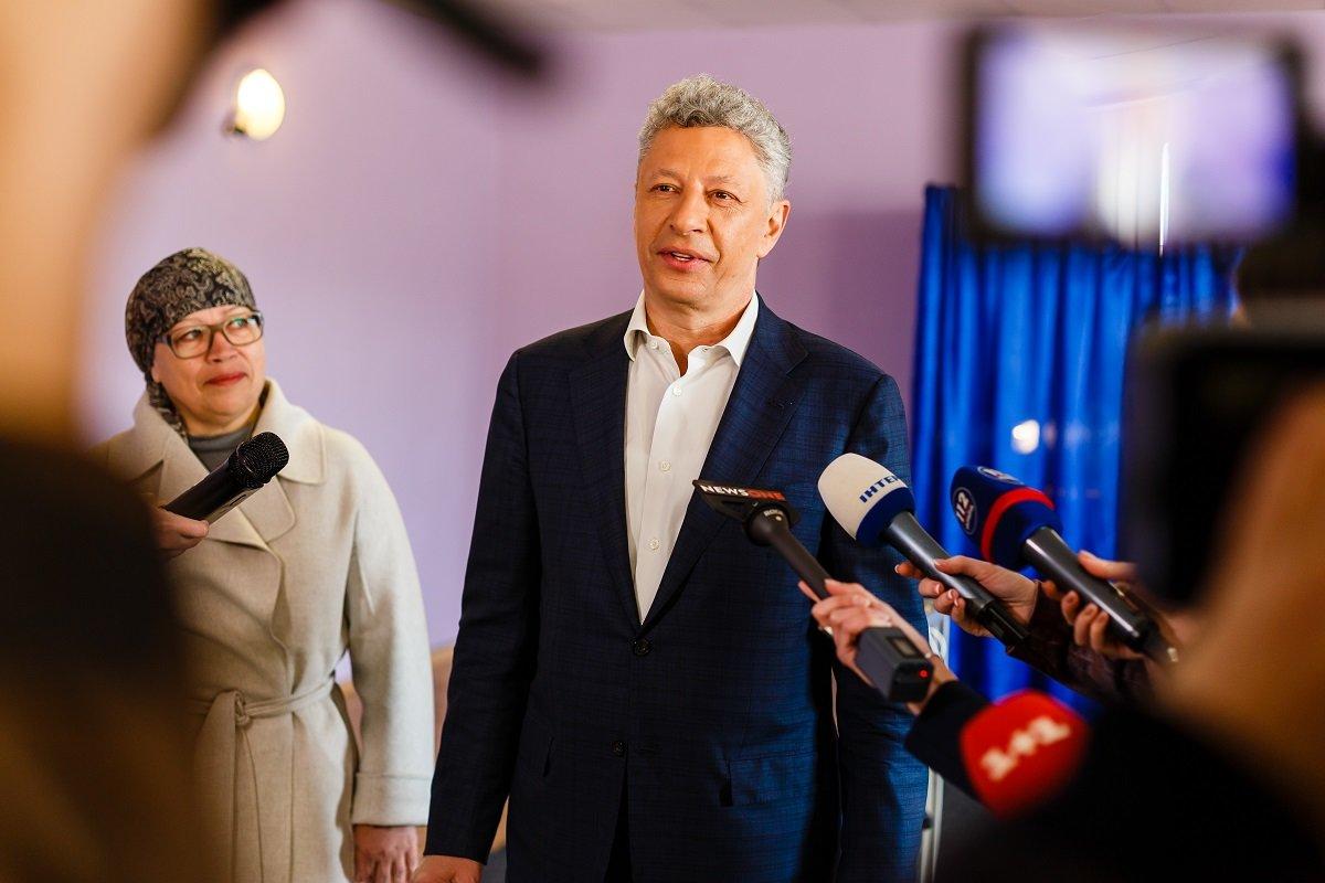 Юрий Бойко: Я проголосовал за мир и лучшее будущее для Украины, фото-1