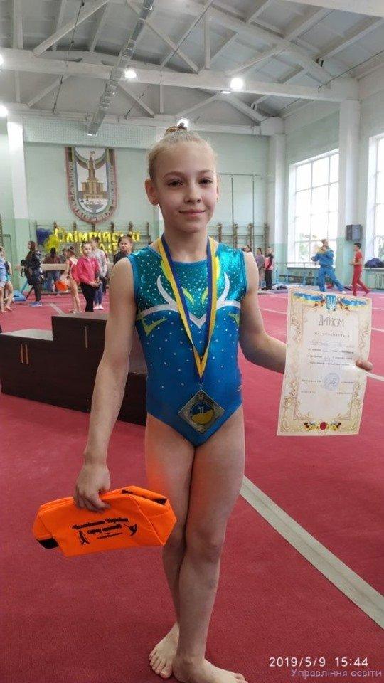 Краматорская гимнастка стала чемпионкой Украины, фото-1